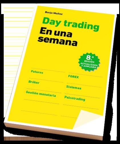 Libro Day trading en una semana | Libros de Trading | Borjatube | Borja Muñoz Cuesta
