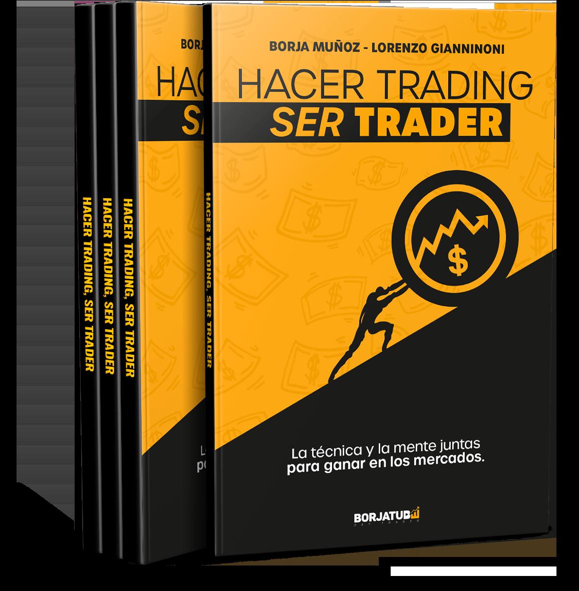 Libros de trading | Borjatube | Hacer trading, ser trader